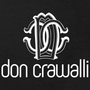 Don Crawalli weiß T-Shirts - Kinder Bio-T-Shirt