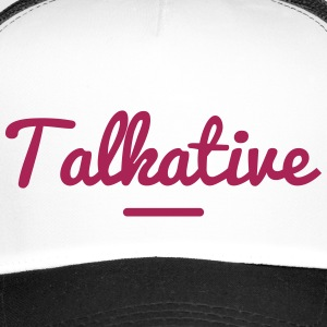 TALKATIVE Caps & Mützen - Trucker Cap