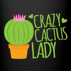 crazy cactus lady Mugs & Drinkware - Full Colour Mug