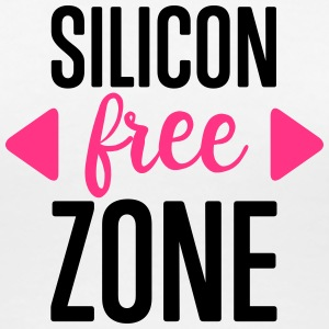 Silicon-free-Zone T-Shirts - Frauen Premium T-Shirt