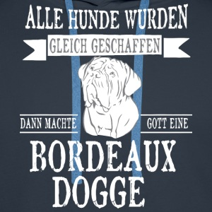 Alle Hunde Bordeaux Dogge Pullover & Hoodies - Männer Premium Hoodie