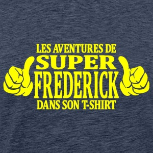 frederick Tee shirts - T-shirt Premium Homme