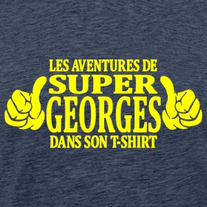 georges Tee shirts - T-shirt Premium Homme