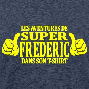 frederic Tee shirts - T-shirt Premium Homme