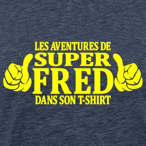 fred Tee shirts - T-shirt Premium Homme