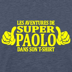 paolo Tee shirts - T-shirt Premium Homme