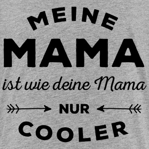 Muttertag meine Mama T-Shirts - Teenager Premium T-Shirt