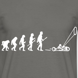 Kite_buggy_Evolution Tee shirts - T-shirt Homme