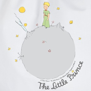 The Little Prince Asteroid B612 Illustration - Drawstring Bag