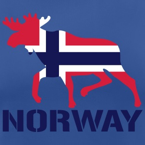 Elk Norway Flag T-Shirts - Women's Breathable T-Shirt