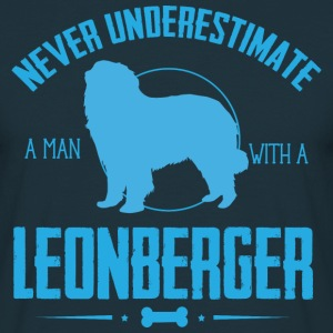 Dog Leonberger NUM T-Shirts - Men's T-Shirt