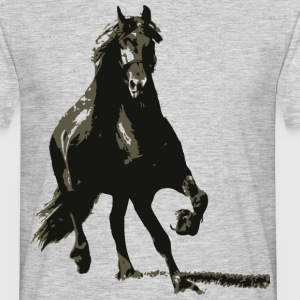 cheval animal mignon ! Tee shirts - T-shirt Homme