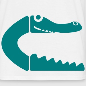 crocodile T-Shirts - Men's T-Shirt