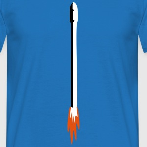 Rocket T-shirts - Herre-T-shirt