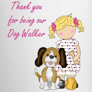 Thank you Dog Walker - Mug