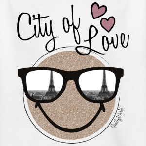 SmileyWorld City of Love - T-shirt Ado
