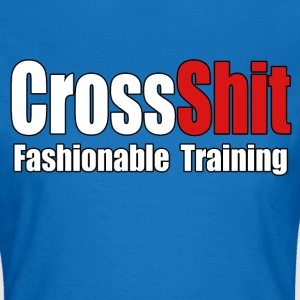 CrossShit Fashionable Exercise  - Women's T-Shirt