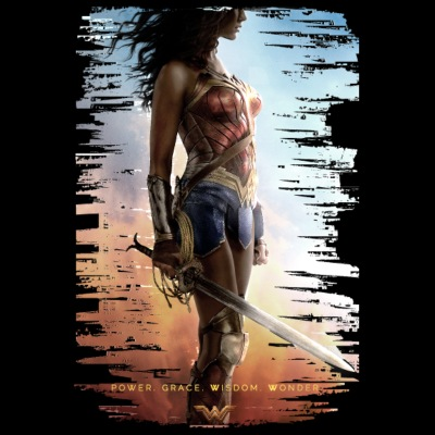 Warner Bros Wonder Woman Power Grace Wisdom