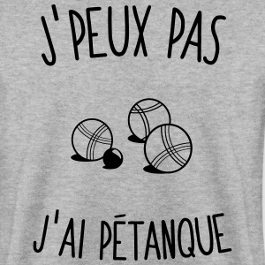 jppj petanque 1c Sweat-shirts - Sweat-shirt Homme