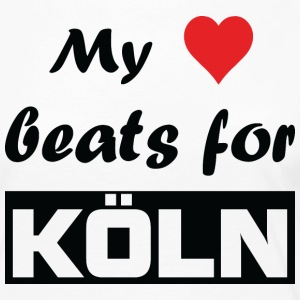 Love Köln Long Sleeve Shirts - Women's Premium Longsleeve Shirt