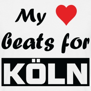 Love Köln T-Shirts - Men's T-Shirt