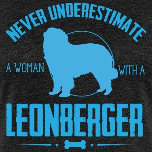 Dog Leonberger NUW T-Shirts - Women's Premium T-Shirt