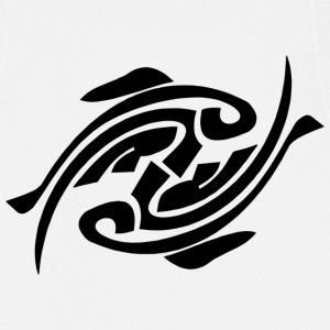 Tabliers poisson rouge commander en ligne spreadshirt for Commander poisson en ligne