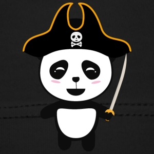 Capitaine Pirate Panda S5pfg Bonnets Bébés - Bonnet Bébé