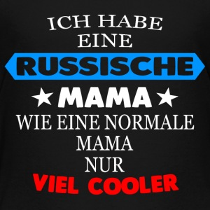Russische Mama - Teenager Premium T-Shirt