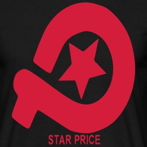 star price - Mannen T-shirt