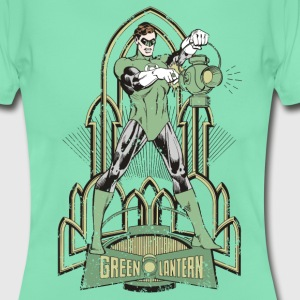 DC Comics Originals Green Lantern - T-skjorte for kvinner