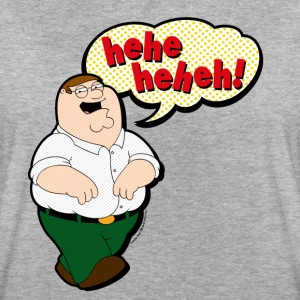 Family Guy Peter Griffin Hehehe - Frauen Oversize T-Shirt