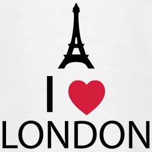 I Love London Tee shirts - T-shirt Ado