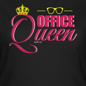 Büro Sekretärin  Office Queen T-Shirt - Frauen T-Shirt