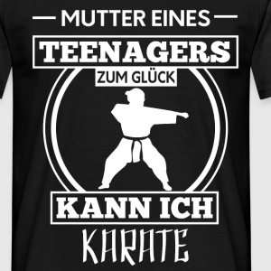 Karate Mutter T-Shirts - Männer T-Shirt