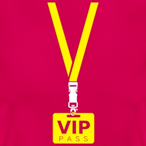 VIP PASS CARD T-Shirts - Women's T-Shirt