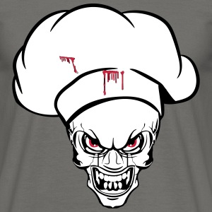 cooking grappig horror T-shirts - Mannen T-shirt