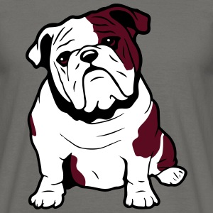 Dog English bulldog sunglasses T-Shirts - Men's T-Shirt