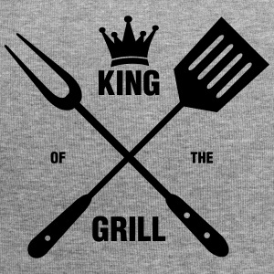 King of the Grill Caps & Mützen - Jersey-Beanie
