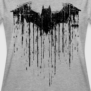 DC Comics Batman Fledermaus Used Look - Frauen Oversize T-Shirt
