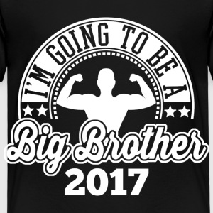 Big Brother 2017 T-Shirts - Kinder Premium T-Shirt
