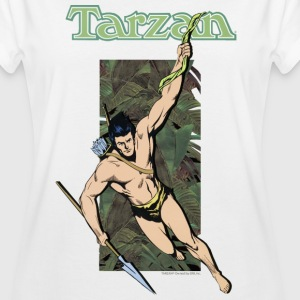 Tarzan Spear Liana Jungle Adventure - Oversize-T-shirt dam