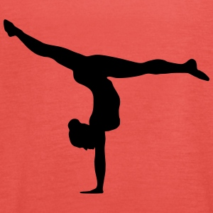 Gymnast, Gymnastics (super cheap!) Tops - Women's Tank Top by Bella