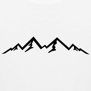 Mountain, Mountains (super cheap!) Vêtements de sport - Débardeur Premium Homme