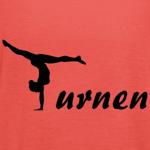 Turnen, Gymnast, Gymnastics (super cheap design) Tops - Women's Tank Top by Bella