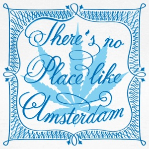 No place like Amsterdam T-shirts - Vrouwen T-shirt