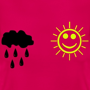 Rain and sunshine T-Shirts - Women's T-Shirt
