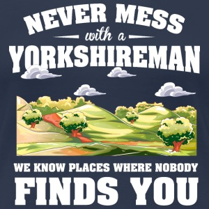 Countries Yorkshire  T-Shirts - Women's Premium T-Shirt