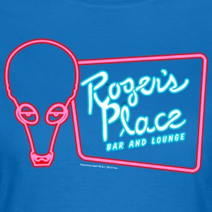 American Dad Roger's Place Bar Sign - T-shirt dam