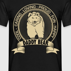 Fiercely Protective Daddy Bear T-Shirts - Men's T-Shirt